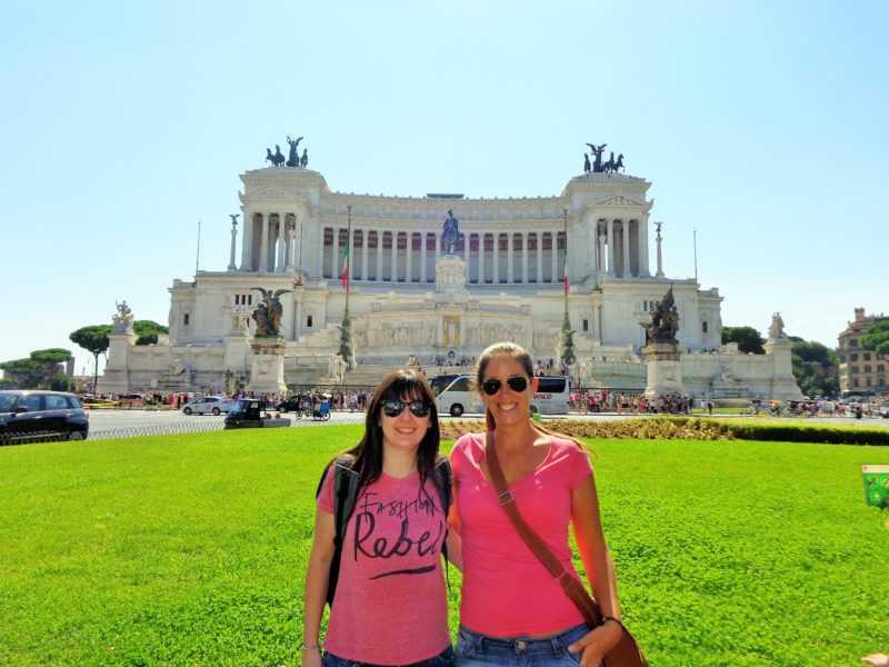 Roma, que ver en Roma, imperdibles Roma, Monumento Vittorio Emanuele, Vittoriano, Trastevere