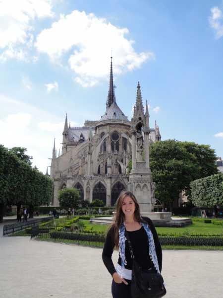 Paris. Notre Dame. Francia. Mochileros por Europa. Europa. Viajar. Travel Blogger. Blog de Viajes