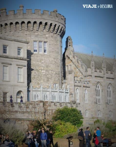 Dublin Castle, castillo de Dublin, the temple bar, dublin, irlanda, dos días en Dublin, qué ver en Dublin, imperdibles Dublin, mapa Dublin