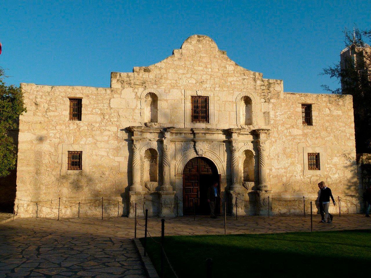 El Alamo, Misiones, San Antonio, Texas