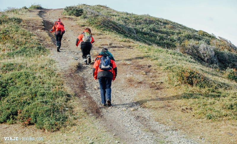 estancia-tunel,-trekking,-senderismo,-caminata,-Ushuaia,-tierra-del-fuego,-fin-del-mundo