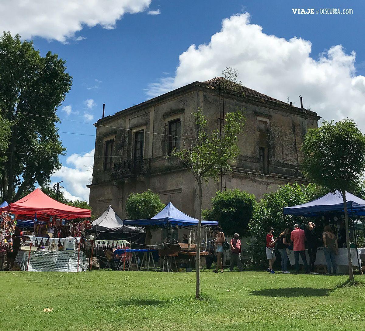 Feria artesanal de Carlos Keen
