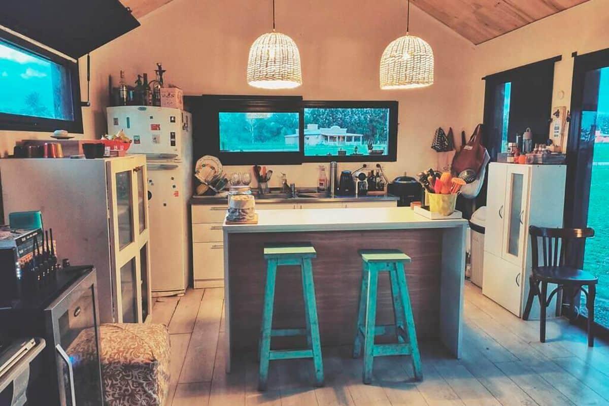 Finca Ruiz, tiny house, alojamiento en Carlos Keen