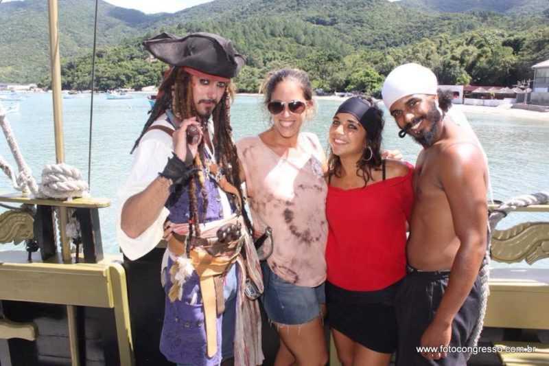 paseo barco pirata, florianópolis, barco, pirata, floripa, brasil