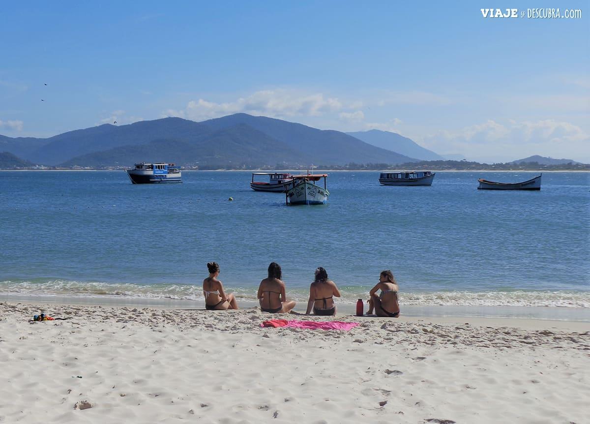 ilha do campeche, florianopolis, playa, isla, brasil