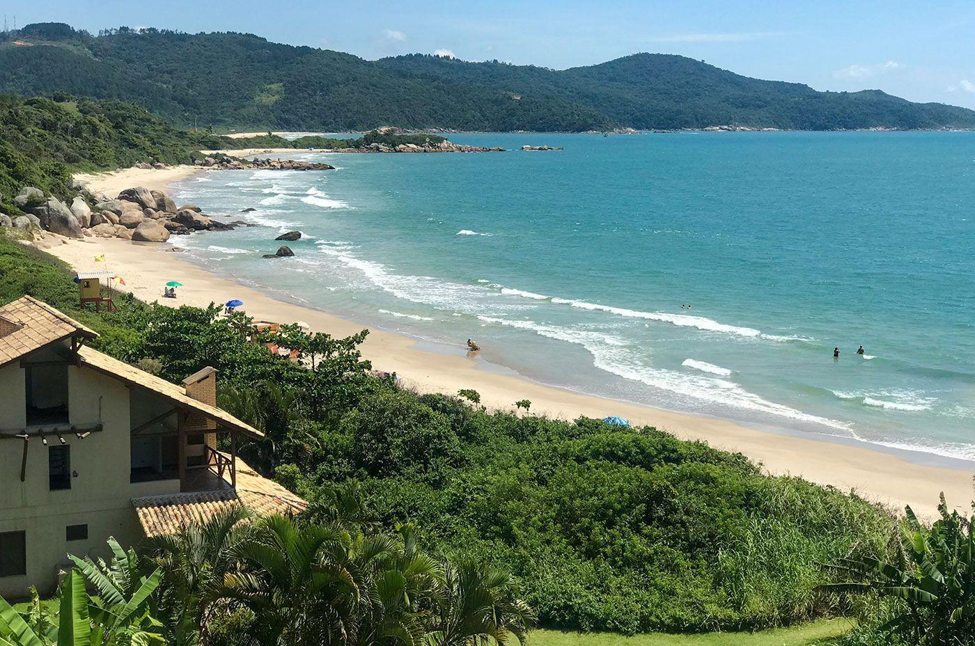 Fronteras terrestres Brasil cerradas, Playas de Brasil 2021