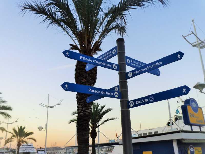 ibiza, puerto, centro,, islas baleares, playa, mar, mediterraneo