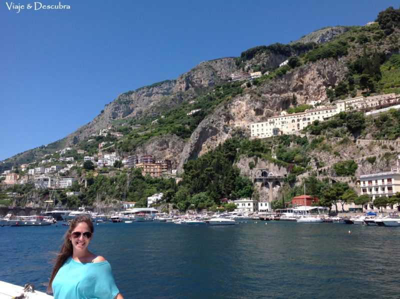Vista desde el Ferry Travelmar. Foto Flor Zaccagnino