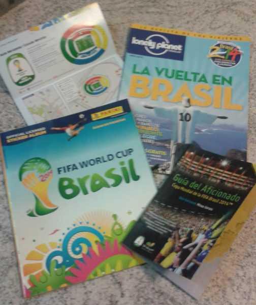 Preparandome para el Mundial. Junio 2013