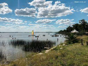 Punto Norte, Laguna de Chascomús, pasar el día