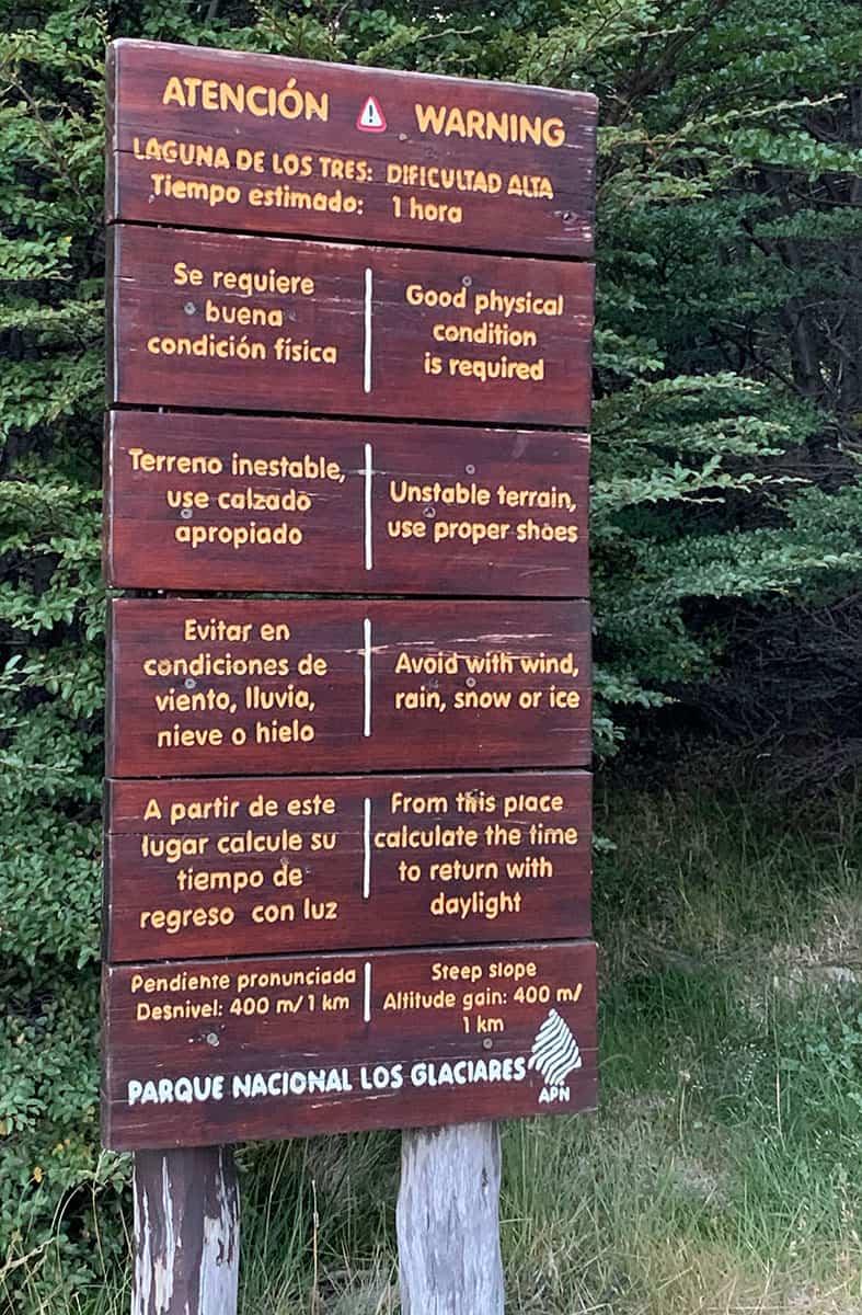 laguna-de-los-tres,-recomendaciones,-cartel,-trekking,-el-chalten,-santa-cruz,-argentina
