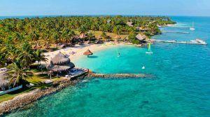 ▷ Las mejores playas de colombia, Hotel Punta Faro, Isla Mucura