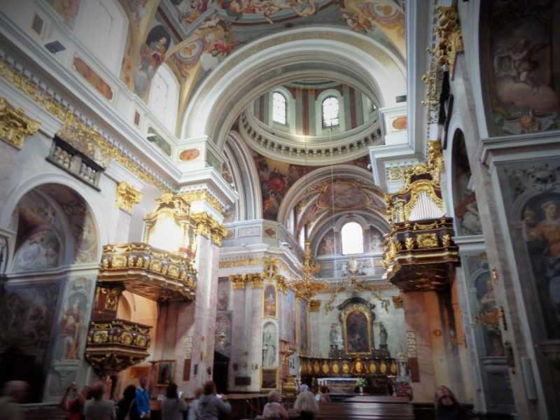 ljubljana, catedral, Catedral San Nicolás, ljubljana, liubliana, eslovenia, imperdibles ljubljana, que ver en ljubljana, visit eslovenia, europa, europa con mochila, mochileros, mochileros por europa