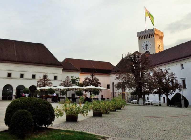 ljubljana, castillo ljubljana, liubliana, eslovenia, vista desde el castillo, imperdibles ljubljana, que ver en ljubljana, visit eslovenia, europa, europa con mochila, mochileros, mochileros por europa