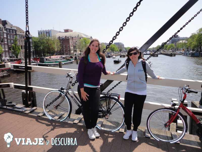 lo mejor de amsterdam, ámsterdam, imperdibles, países bajos, holanda, bicicletas, bici, bicifriendly