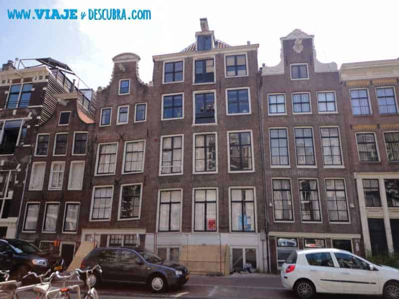 amsterdam, imperdibles amsterdam, canales, arquitectura, bicifriendly, bicicleta, países bajos, holanda.