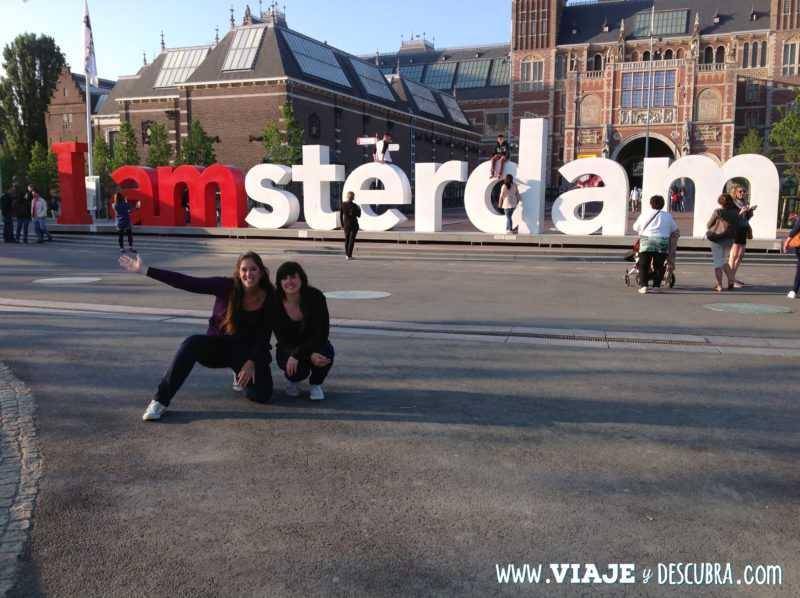 amsterdam, imperdibles amsterdam, museumplein, museos, rijkmuseum, bicifriendly, bicicleta, países bajos, holanda.
