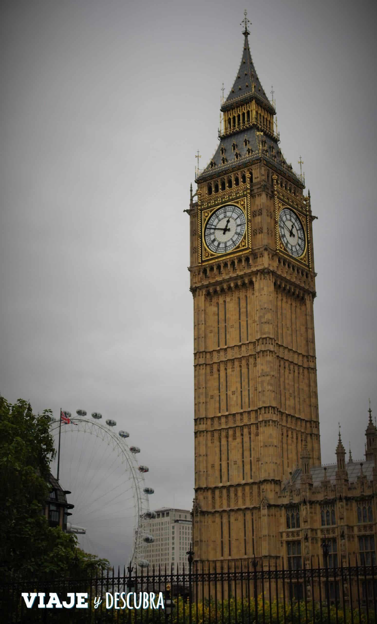 londres, london, imperdibles londres, big ben, parlamento, inglaterra, UK, reino unido, europa, europa con mochila