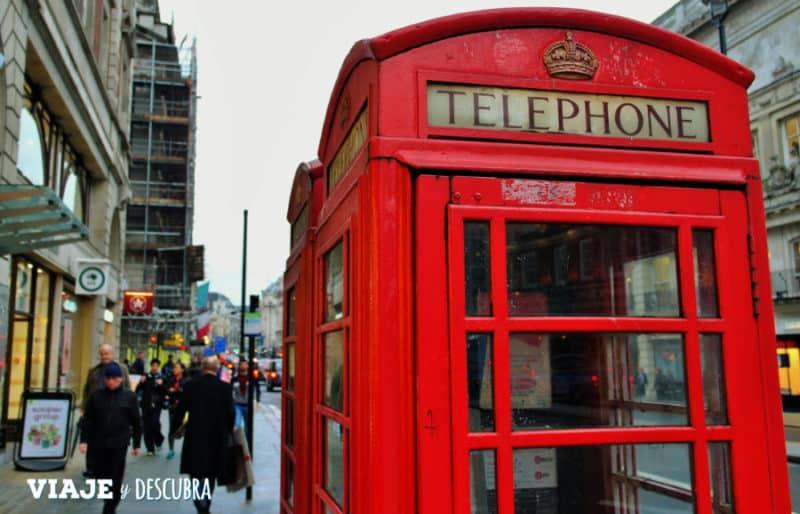 londres, london, inglaterra, UK, reino unido, notthing hill, portobello road market, síndrome notting hill, europa, europa con mochila, imperdibles londres, cabina telefónica colorada