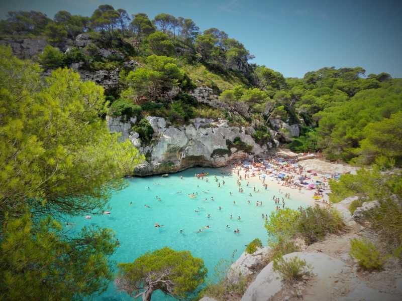 macarella, macarelleta, calas alucinantes, playas alucinantes, menorca, que ver en menorca, españa, islas baleares