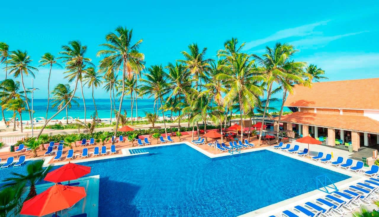 Mejores playas de Colombia, San Andrés. Hotel All Inclusive Decameron