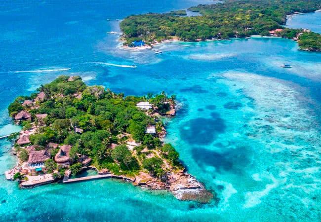 Mejores playas de Colombia, Islas del Rosario