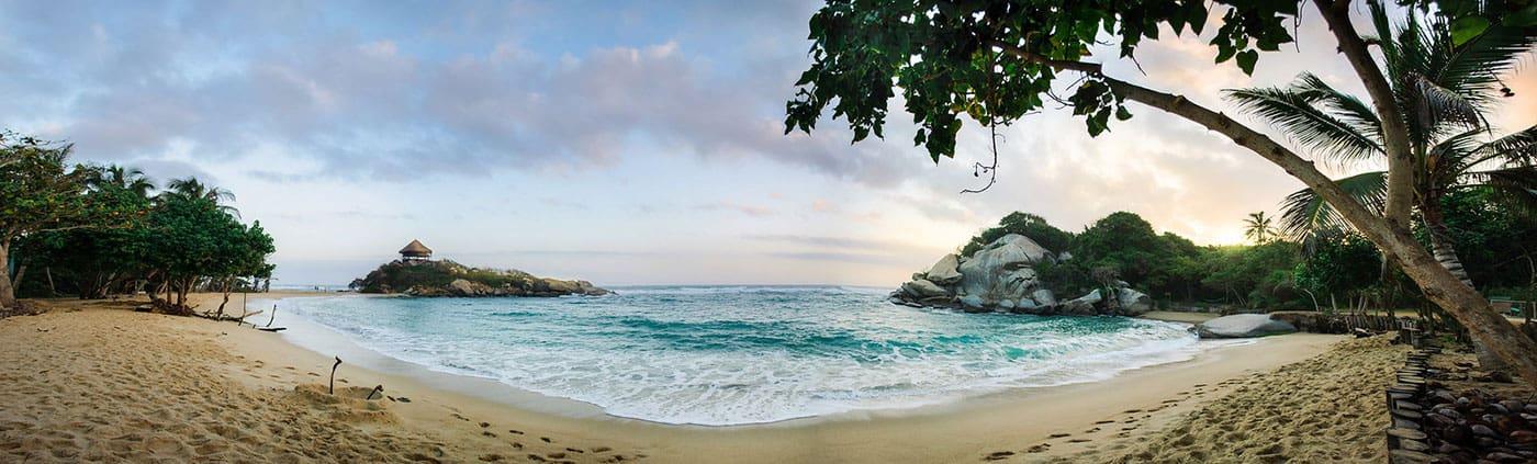 Parque Tayrona, mejores playas de Colombia