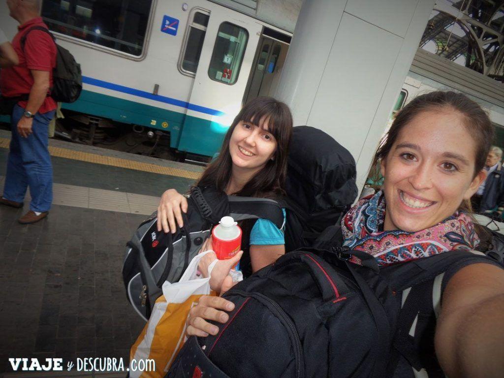 mochila vs valija, valija, viajar, equipaje