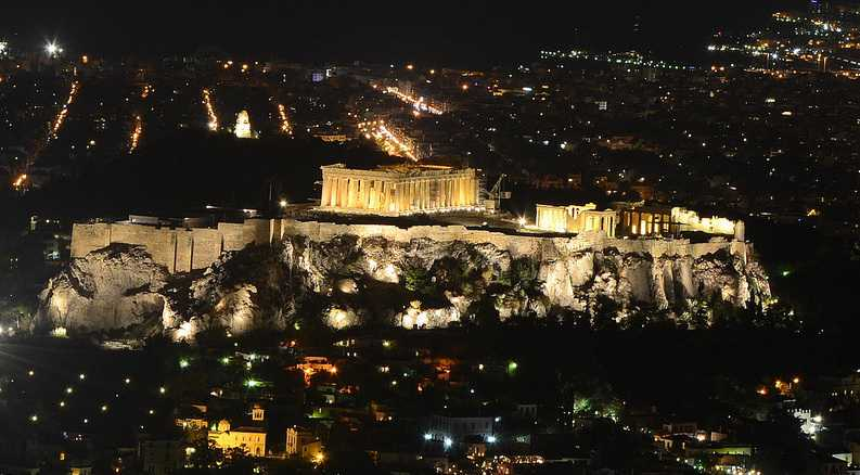 atenas, acropolis, monte licabeto, arquitectura, partenon, europa, itinerario, dos dias en, imperdibles