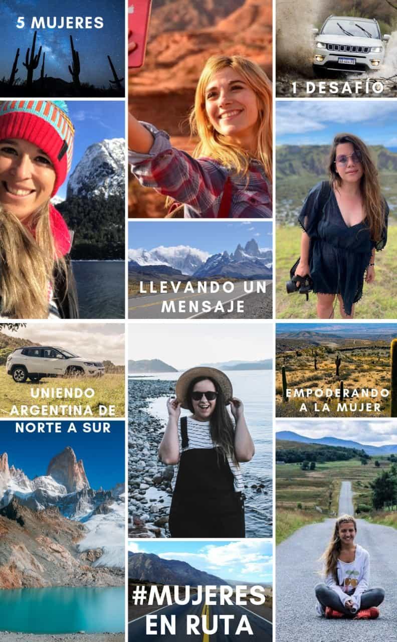 mujeres en ruta, viajeydescubra, argentina, ruta 40