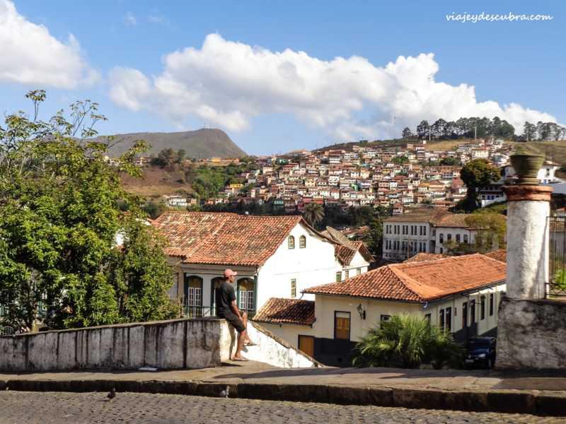 ouro preto minas gerais brasil callecitas paisajes viajes