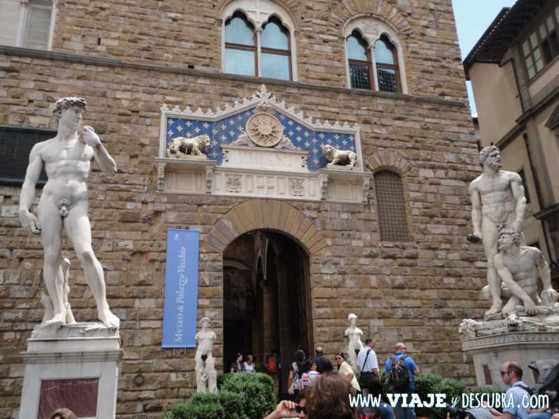 Palazzo Vecchio, Piazza della Signoria, florencia, imperdibles, italia