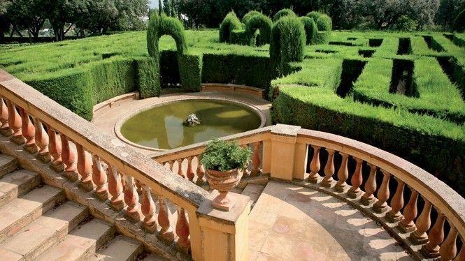Barcelona,-lugares-desconocidos,-no-todos-conocen,-lado-b, laberint horta