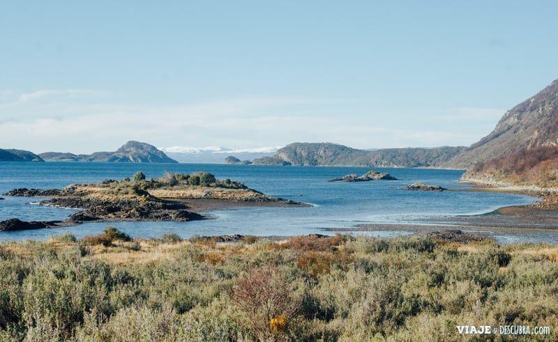 parque-nacional-tierra-del-fuego,-bahia-lapataia,-Tolkeyen,-viajeydescubra