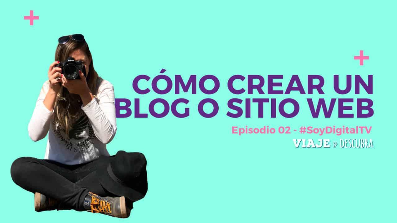 paso a paso para crear un blog o sitio web, wordpress, marketing digital