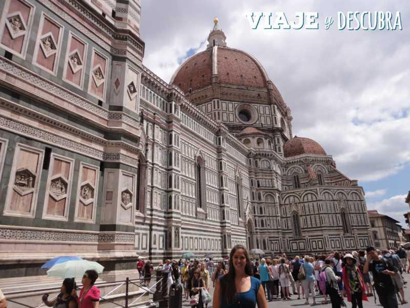 piazza del duomo, florencia, imperdibles, italia
