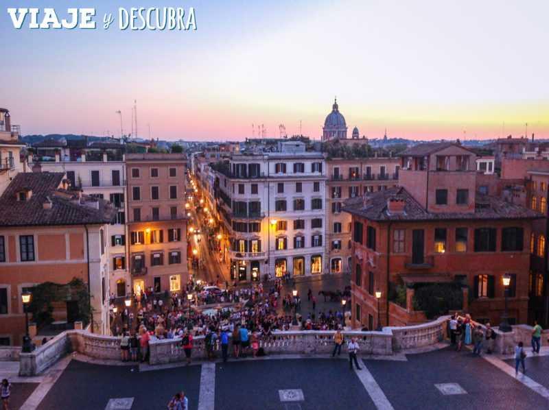 piazza spagna, fontana di trevi, roma, italia, imperdibles, que hacer en roma