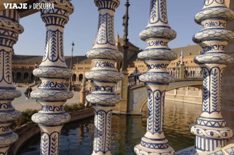 plaza de españa, sevilla, andalucía, españa, imperdibles Sevilla, Europa