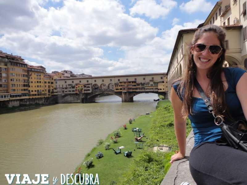 Ponte Vecchio, puente, florencia, imperdibles, italia