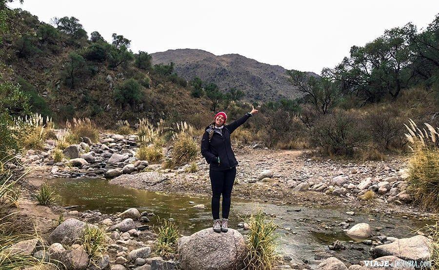 Arroyo Los Molles, Potrero de los Funes, San Luis