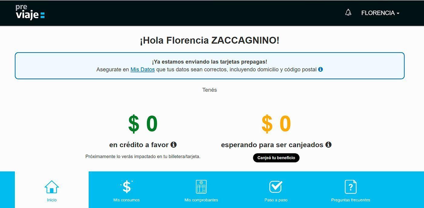 pre-viaje,-como-pedir-el-reintegro,-50%-credito,-viajar-por-argentina