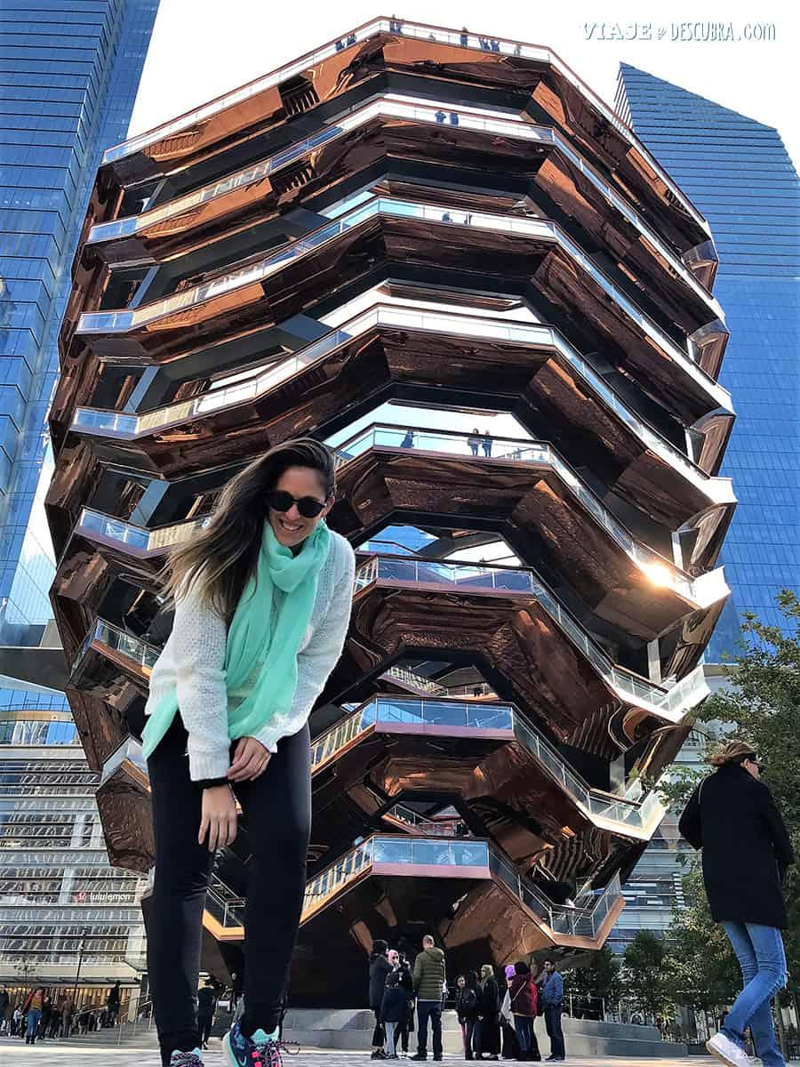 The Vessel, la novedad de Nueva York