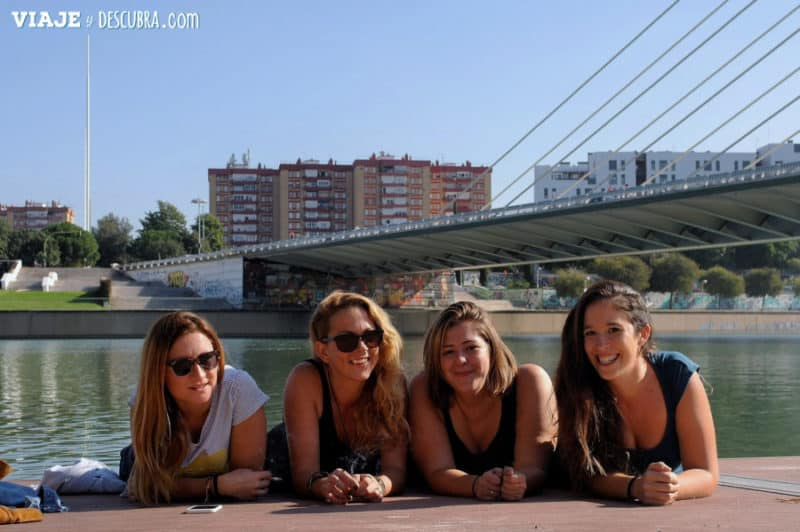 puente del alamillo, calatrava, sevilla, andalucía, españa