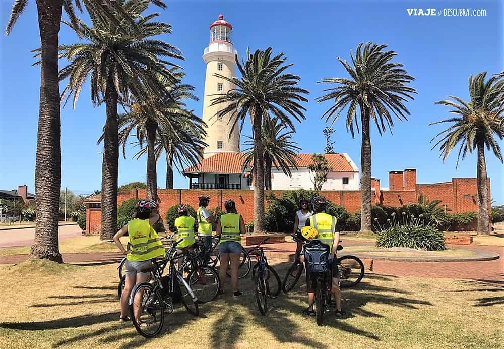 Biketour en Punta del Este