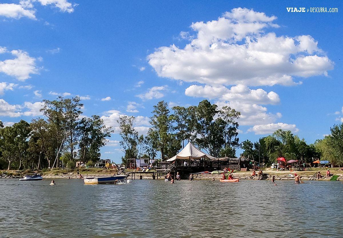 Punto Norte, escapada a la laguna de Chascomús