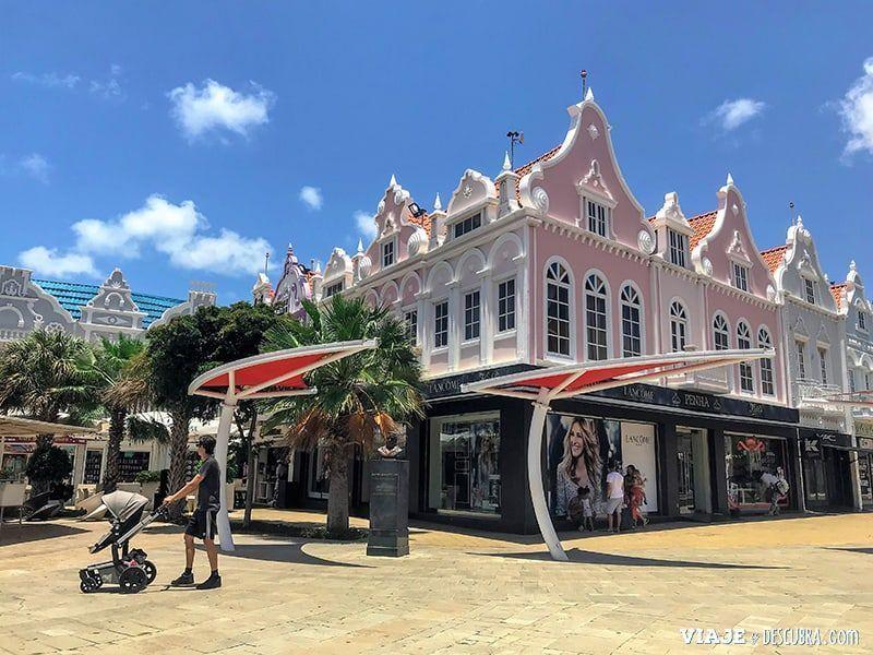 que-ver-en-Aruba,-imperdibles,-oranjestad,-downtown,-centro,-ARUBA,-CARIBE,