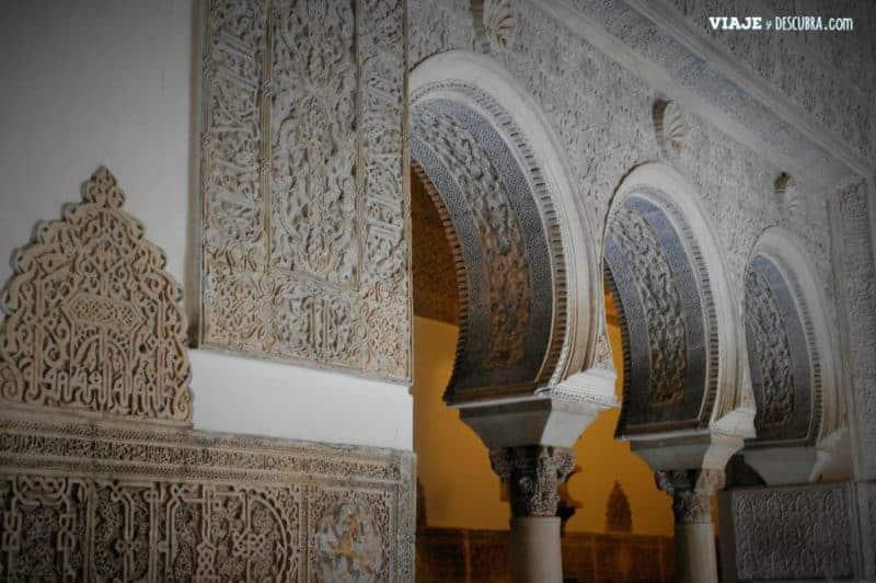 uno de los tantos suspiros: dentro del Real Alcázar