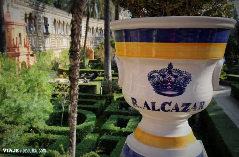 Real Alcázar, patio exterior, sevilla, andalucía, españa, imperdibles Sevilla, Europa