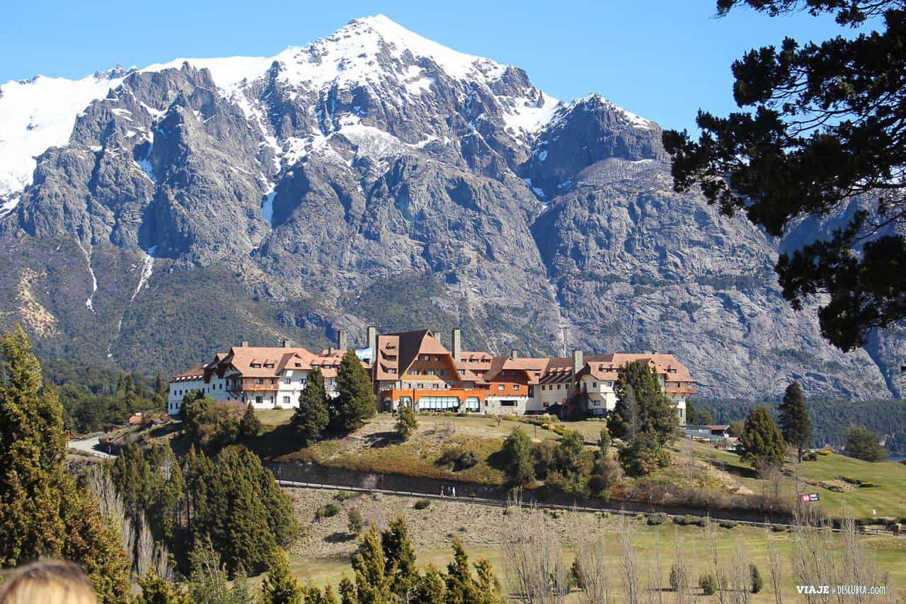 Llao Llao Hotel, San Carlos de Bariloche, Ruta 40
