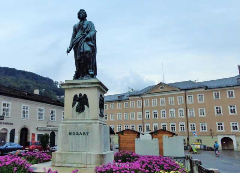 mozartplatz, mozart, casa de mozart, salzburgo, imperdibles salzburgo, que ver en salzburgo, salzburg, austria, visit salzburg, europa, europa con mochila, mochileros, mochileros por europa